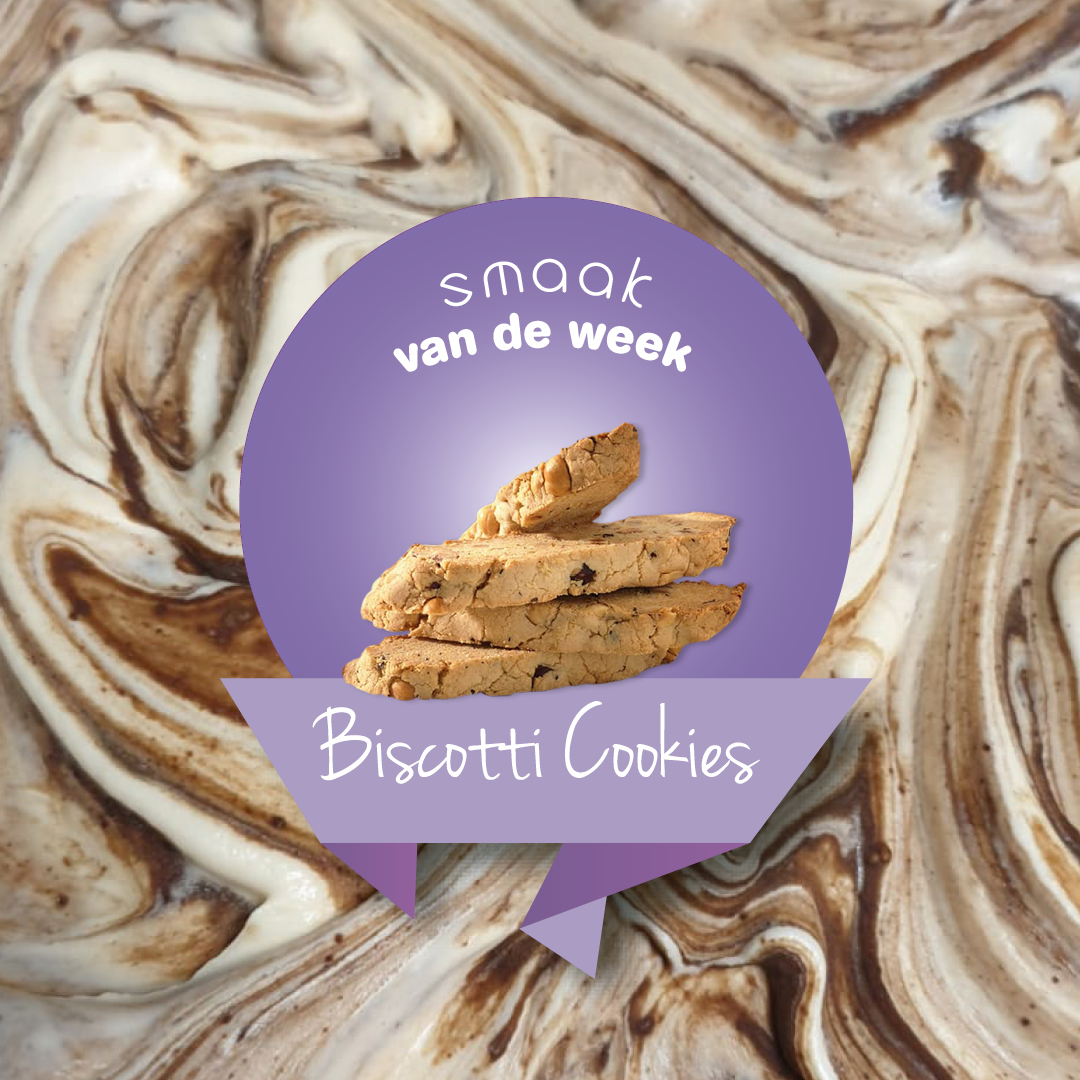 smaak van de week biscotti cookies