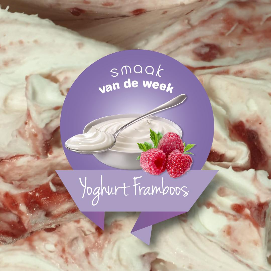 smaak van de week yoghert framboos